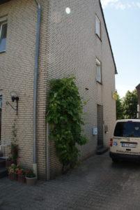 Einfahrt / Eingang